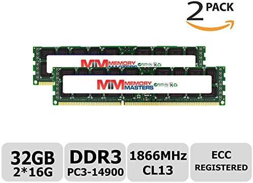 MemoryMasters SUPERMICRO 32GB Kit (2x16GB) DDR3 1866MHz PC3