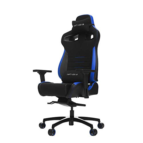 VERTAGEAR VG-PL4500_BL Racing Series P-Line PL4500 Gaming Chair Black/Blue Edition