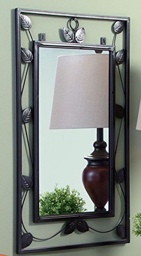 Well-known Amazon.com: Entryway Table and Mirror Set Console Hall Decor  TV82