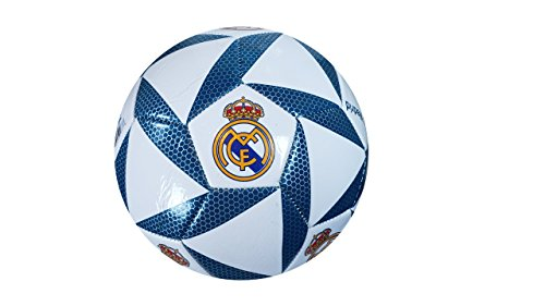 (Real Madrid Authentic Official Licensed Soccer Ball Size 5-015)