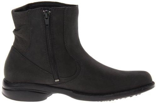 Merrell Captiva Mid Waterproof Womens Boots Schwarz