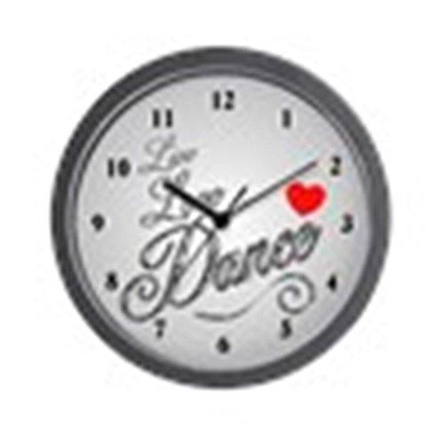 Cheap CafePress – Dance Wall Clock – Unique Decorative 10″ Wall Clock