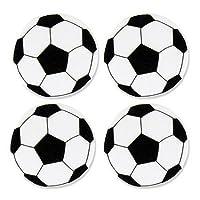 10 Foam Soccer Ball Shapes