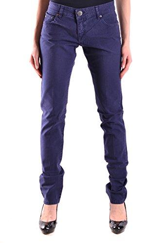 Pinko Jeans Donna MCBI242051O Cotone Blu