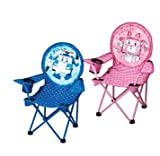 Robocar Poli- Poli Arm Chair (Blue) camping chair for kids