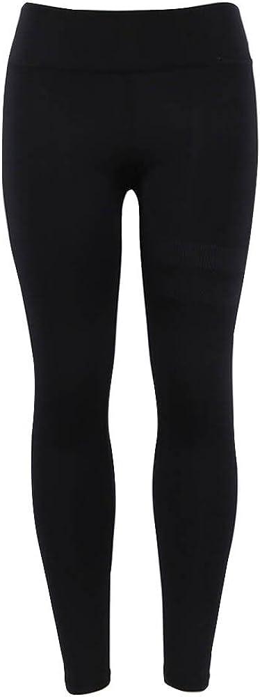 Kootk Damen Trainingsanzug Set Elastizit/ät Sport BH Crop Top Fitness Anzug Sportswear Yoga Leggings Sport Laufen Hose Tights Fintsshose Jogginganzug Outfits S L