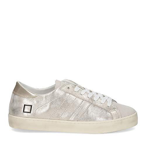 da in donna platino sneakers a e oro D t X4IBW0