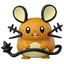 Takaratomy Official Pokemon X and Y MC-011-2-Inch Mini Figure-Dedenne