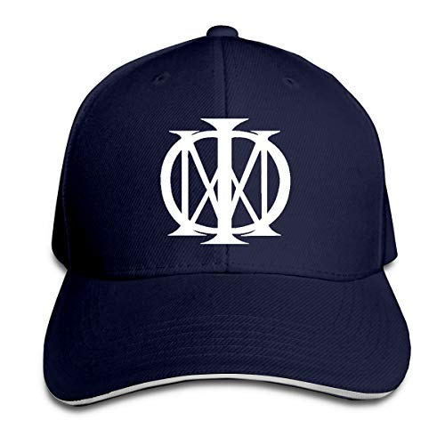Justin Timberlake Hat Unisex Adjustable Sandwich Hats Solid Colors Baseball Cap Navy