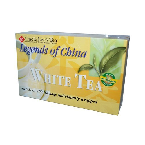 Legends of China White Tea 100 Bags