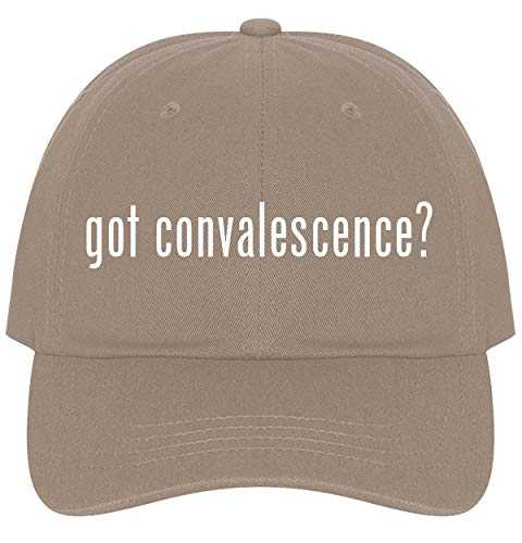 The Town Butler got Convalescence? - A Nice Comfortable Adjustable Dad Hat Cap, Khaki