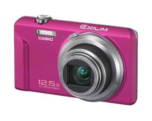 CASIO デジタルカメラ EXILIM EX-ZS150 チェリーピンク EX-ZS150VP