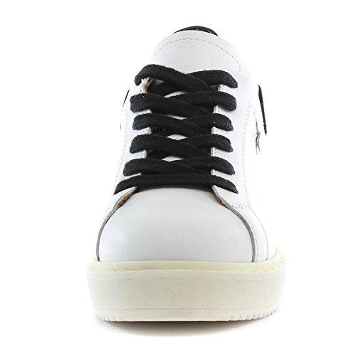 2421 Bianco Sneaker Shoes My Heels Bianco ZEwvvq