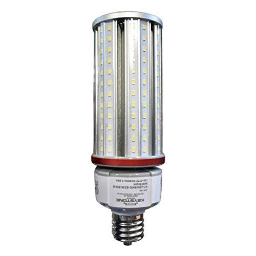 Keystone KT-LED54HID-EX39-850-D-DP LED Corn Cob HID Replacements 54W E39 Mogul Base 5000K [並行輸入品] B07R7WQNGH