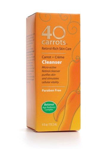 40 Carrots Skin Care Products - 4