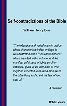 self contradictions of the bible pdf