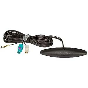 Baseline Connect - Antena de ventanilla (Tipo 1 AM / FM, amplificador, conector FAKRA macho)
