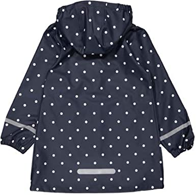 6-12YRS Pyret Dotty Twirl RAIN Coat Polarn O