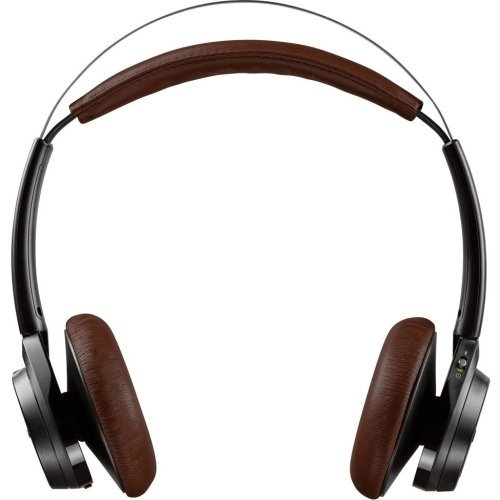 d72553d0029 Image Unavailable. Image not available for. Color: Plantronics 202649-01 Backbeat  Sense Stereo Bluetooth Wireless Headphones ...