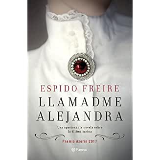 Llamadme Alejandra book jacket