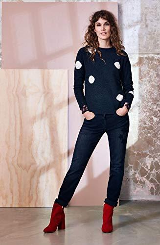 Femme Jeans Gris Sandwich Gris Gris Clothing Fonc fonc w7HxgOpq