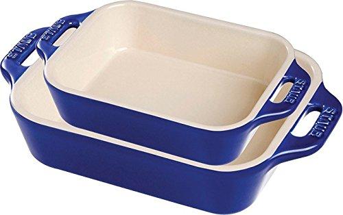8 Piece Blue Bakeware - 4