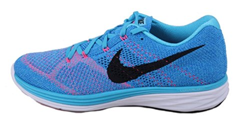 Black Chaussures Running Blue Flyknit Compétition Bl de Gamma Femme Bleu Nike Lunar3 White Pht Azul RHxwqPwS