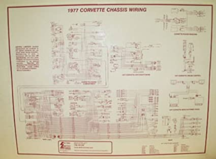 image unavailable  image not available for  color: 1977 corvette wiring  diagram