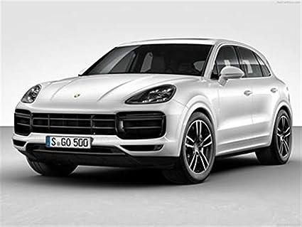 """Porsche Cayenne Turbo 2018 Poster 18"""" X 24"""" - Porsche Cayenne ..."""