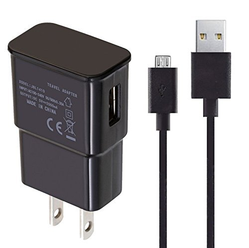 Cooladigital USB Charger Cable for Fire Tablets Kindle eReaders, Fire HD 8 HD 10, Kindle Paperwhite Voyage Oasis
