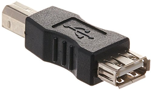 usb type a male to type b female - 3