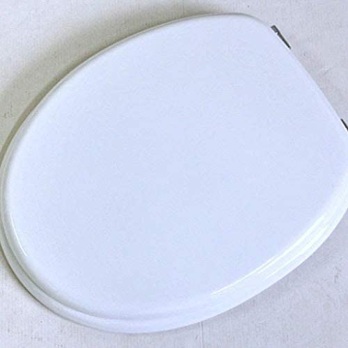 IVHJLP MDF付き便座は、U/O/Vシェイプ便座の場合は白を白を厚くトップマウント超耐性トイレのふたを遅くなることはありませ