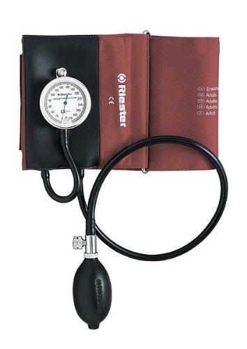 Riester 1380 sphygmotensiophone, brazalete velcro adultos: Amazon.es: Industria, empresas y ciencia
