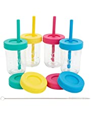8oz Glass Drinking Cups