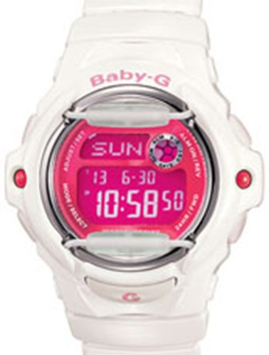 G Shock Baby G Watch White Casio