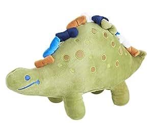 Catherine Lansfield Kids - Cojín con forma de dinosaurio, color gris