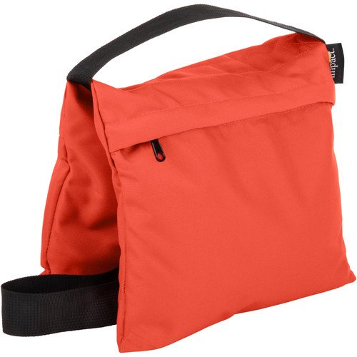 Impact Saddle Sandbag (20 lb, Orange)(6 Pack) by Impact