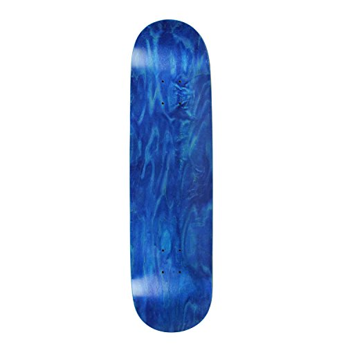 Moose D067 Blank Deck - Blue Stained ()