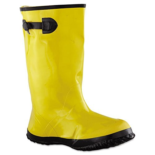 West Chester 8200 12 Slush Boot, 17'', Size 12, Yellow
