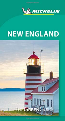 Michelin Green Guide New England: Travel Guide (Green -