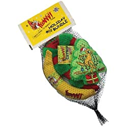 Yeowww! Kris Krinkle Bundle Catnip Toy