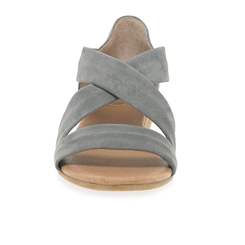 Siberia Grey Espadrillas Pinaz Zara Ladies Suede Xq4TTA8w