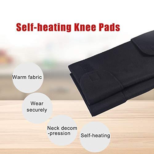 Acogedor magnetic therapy knee pads YA08139 winnes 1 pair of self-heating touring knee pads