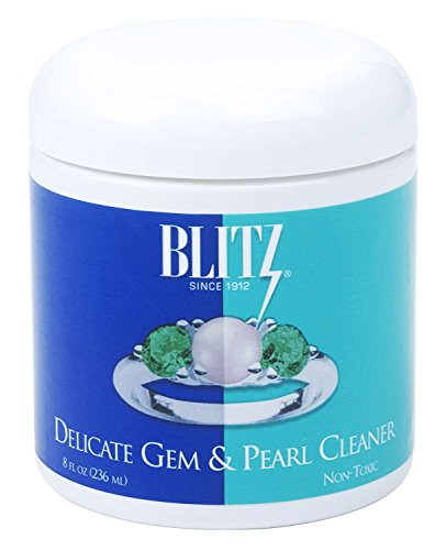 Delicate Jewelry Cleaner - Gem and Pearl Cleaning Dip (Clean Your Delicate Gems and Pearls)