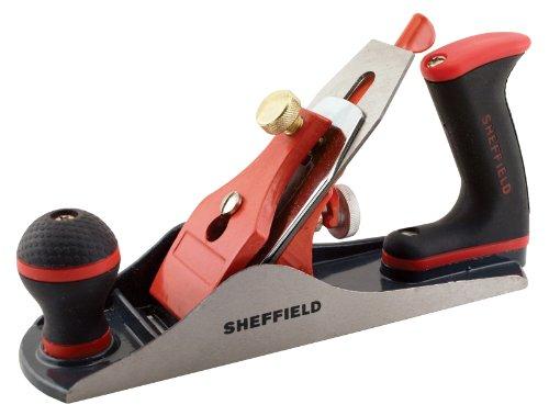 Sheffield 58453 9 Inch Adjustable Bench Plane by Sheffield (Image #1)