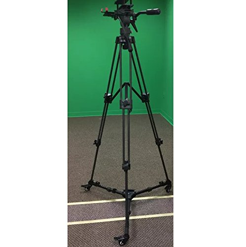 Heavy Duty Tripod Dolly - Maximum Load Capacity Is 55 lb