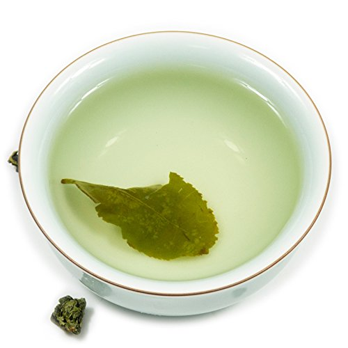 Oriarm 1kg Tie Guan Yin Oolong Tea from Anxi Fujian, Chinese Tieguanyin Oolong Green Tea Loose Leaf, Natural Whole Leaves Rich Antioxidants Brew Hot Tea or Iced Tea by Oriarm (Image #5)