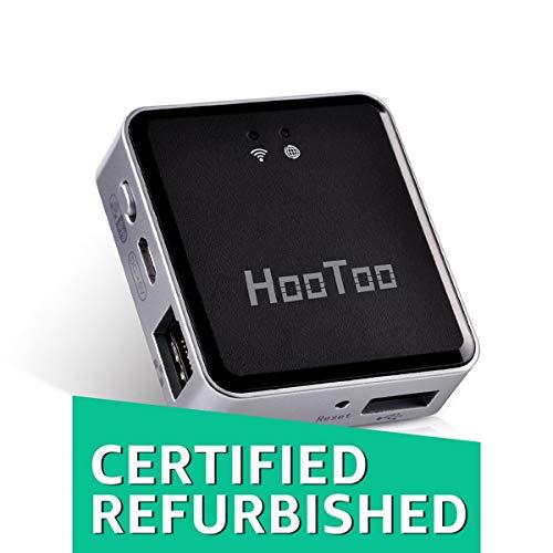 HooToo Wireless Travel Router, USB Port, High Performance- TripMate Nano (Not a Hotspot) (Renewed)