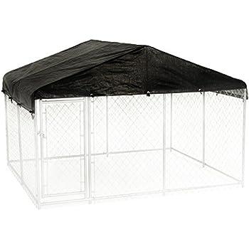 Amazon.com: Lucky Dog Modular Caja Jaula (6 X 10 L x 10 W ...