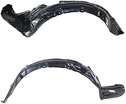 New Splash Shields For Toyota Celica Set Of 2 Front Driver /& Passenger Pair